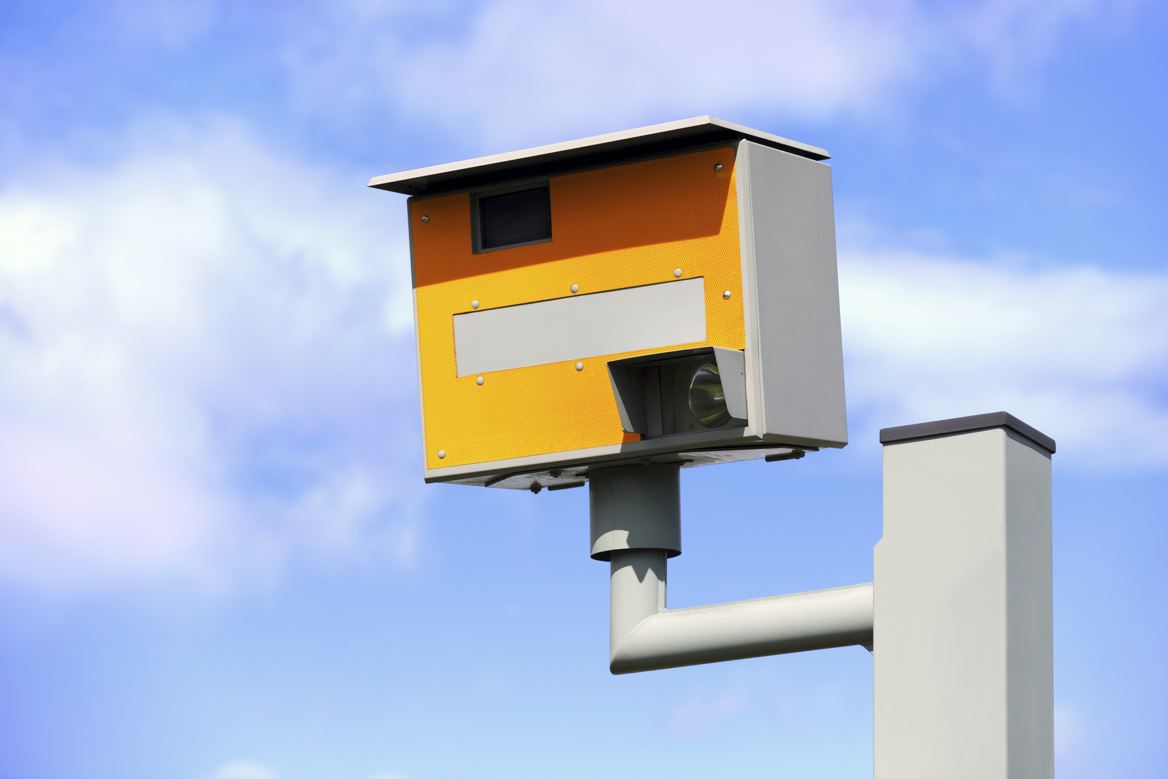 1st CENTRAL speed camera
