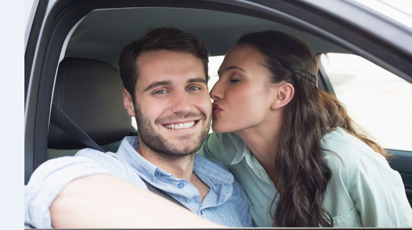 Do you trust your partner to drive your car?
