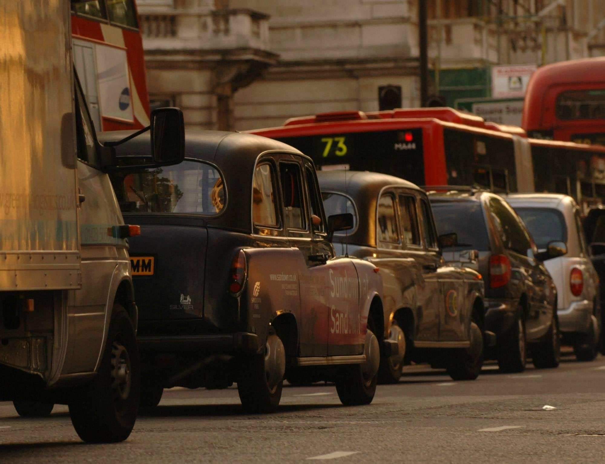 A YouGov poll suggests most Londoners want diesel vehicles banned