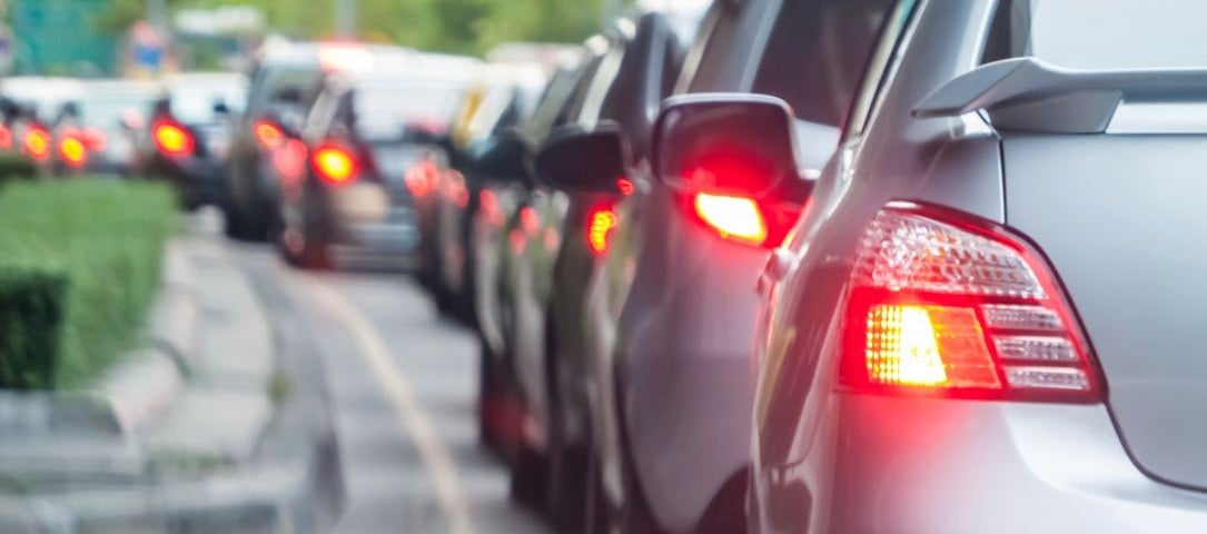 Changing your driving habits could help ease congestion on our roads
