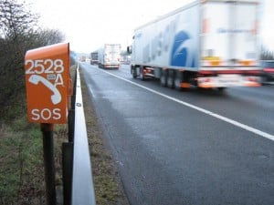Take a look at our top tips for what to do if you break down on the motorway
