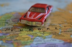 Every country has different road rules, so brush up on the laws before you go