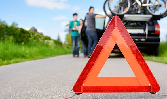 Estimates suggest that 587,922 motorists will break down while they're on holiday this summer