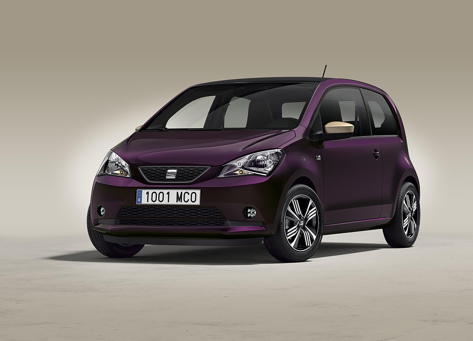 Seat and Cosmopolitan reveal their car for designed women