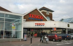 Tesco is clamping down on illegal disabled blue badge parking at its stores.