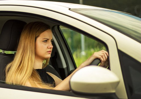 More and more young people are being put off driving because of the costs.