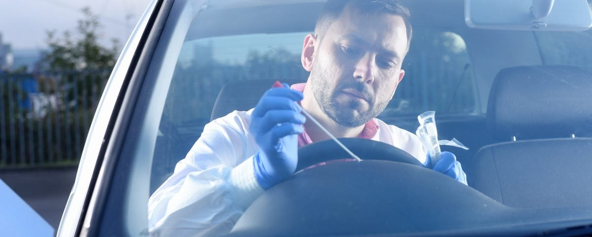 A new survey has tested vehicle interiors for bacteria – and the results may surprise you.