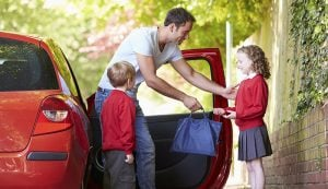 Our research found the school run is the most expensive journey for parents.