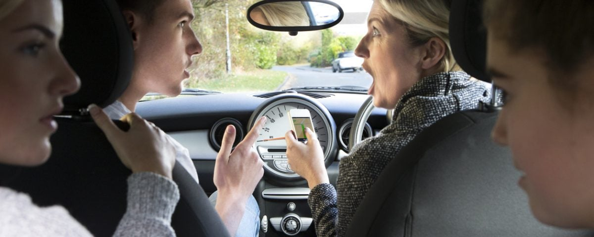 69% of family road trips are set to be filled with arguments this Christmas.