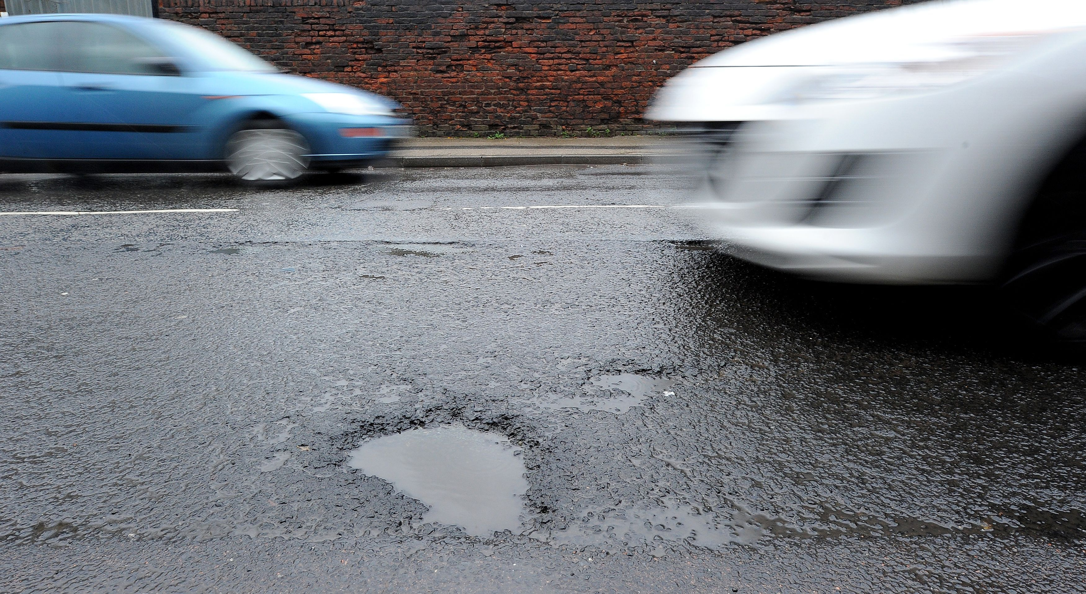 UK roads are likely to see potholes appearing at an 'unprecedented rate' over the coming months.