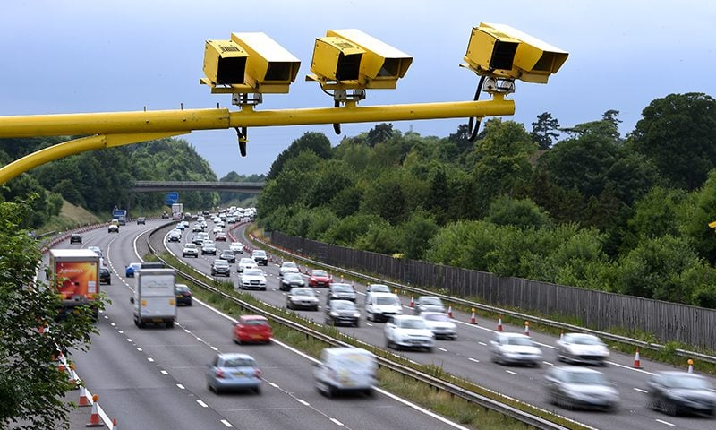 The increased speeding fines could mean a fine of 150% your weekly wage