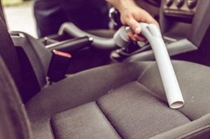 Keep your car clean… or people may not be too fond of you