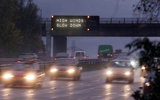 Follow these top tips for driving safely in high winds