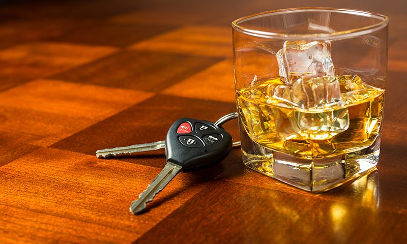 The most efficient way to stop drink-driving has come into question