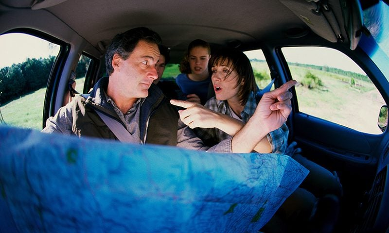 How to survive the dreaded family road trip