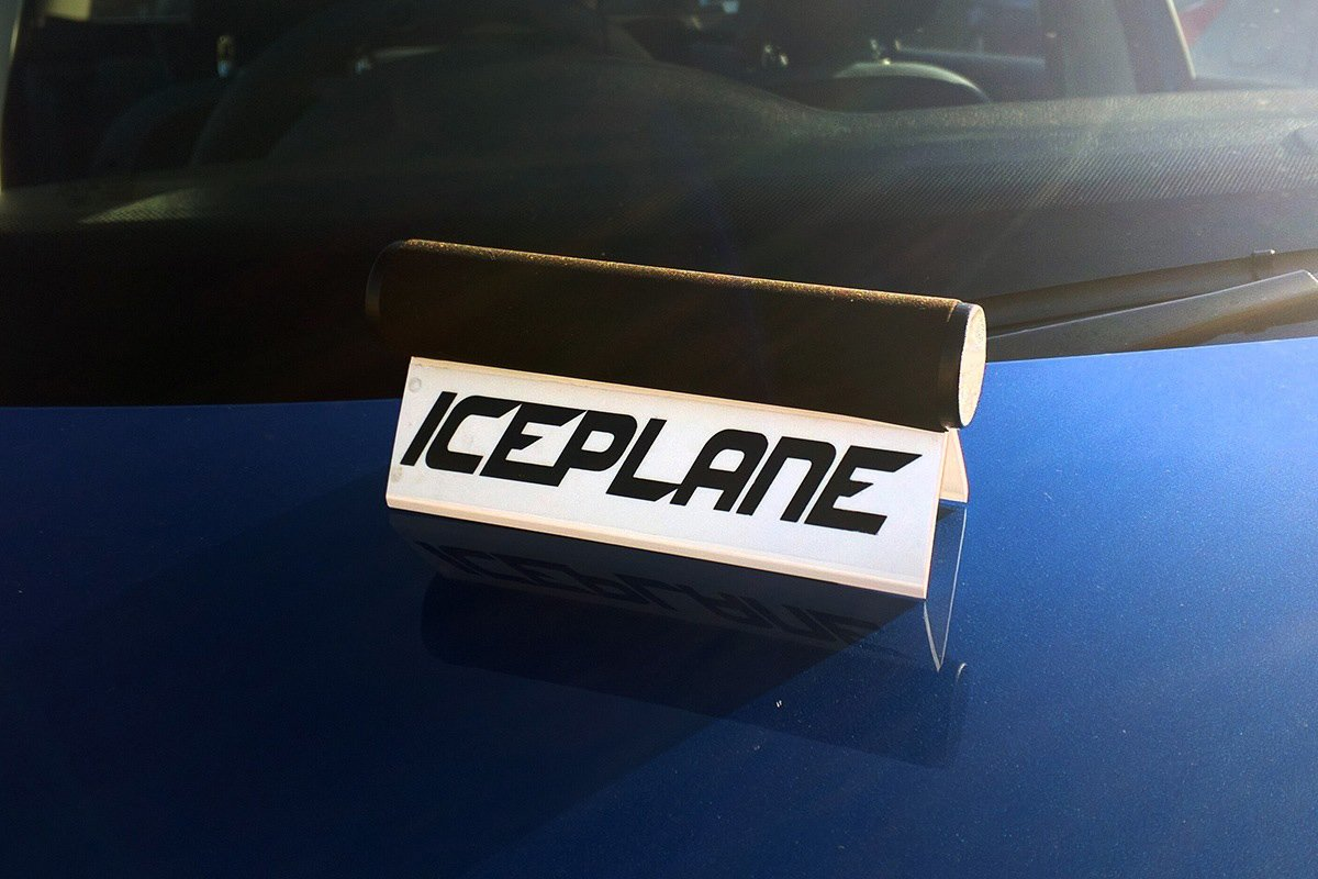 The Iceplane wins automotive product of the year!