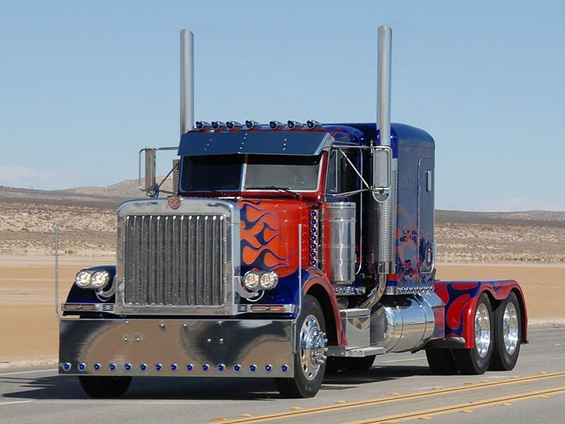 Optimus Prime tops most expensive movie car to insure
