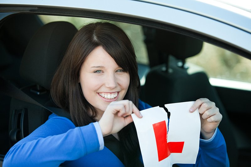 57% of British motorists think they're a worse driver now than when they first passed their test.