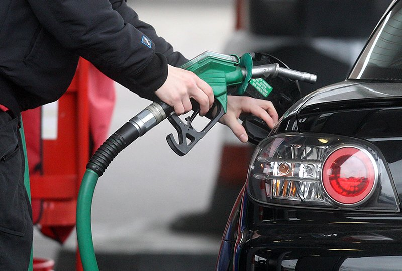 The cost of filling a tank is now at a four-month high