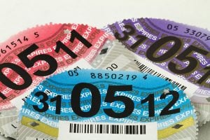 ED is all online after tax discs were scrapped in 2015