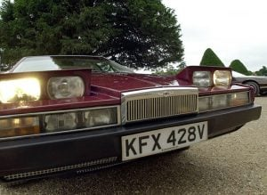 Only 645 Aston Martin Lagondas have ever been built