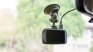 Almost three million drivers use dash cams