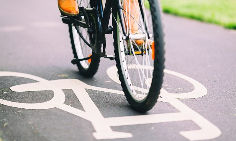 Cyclists in Norwich are being offered education before prosecution