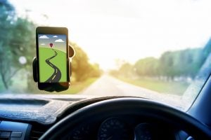 A universal phone mount can make a great stocking filler