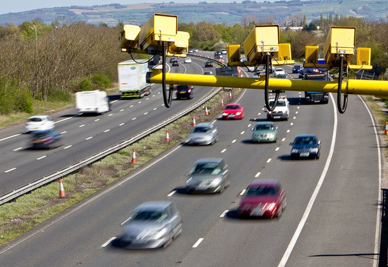 Figures show speeding prosecutions are at a six-year high