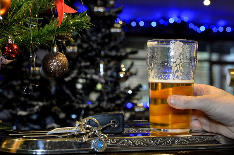 Lincolnshire tops the list of drink-driving hotspots
