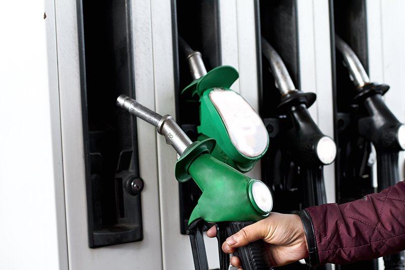 Monthly rises in November show fuel prices have risen by 2p a litre