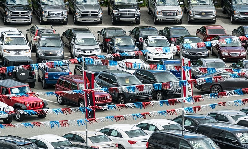 The AA doesn't believe car dealerships will die out completely