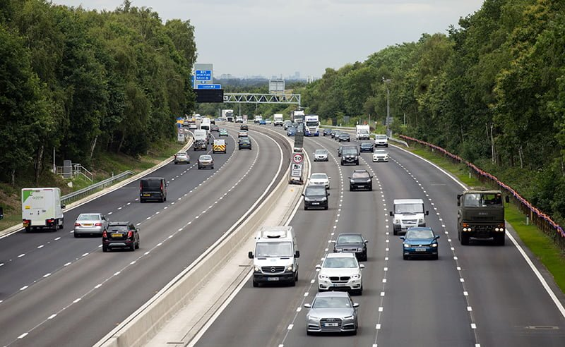 Variable speed limits, no hard shoulder, and lane closures are just some of the technological controls on smart motorways