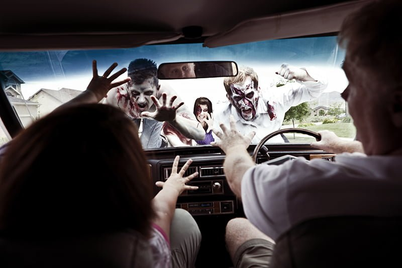 7 of the best cars for surviving a zombie apocalypse