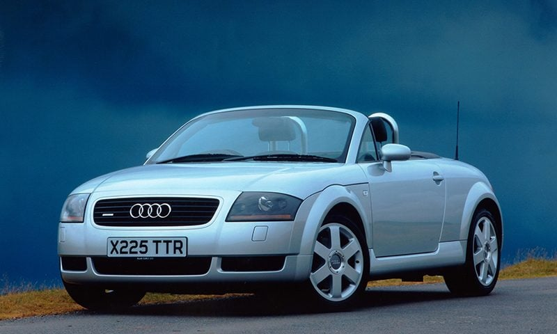 Despite unreliable weather conditions, convertibles are immensely popular in Britain