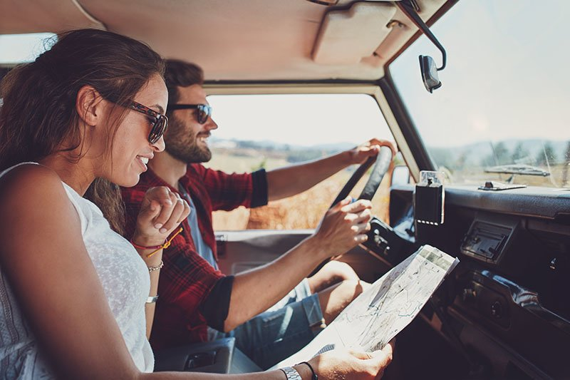 Driving abroad this summer? Do the planning before you go!