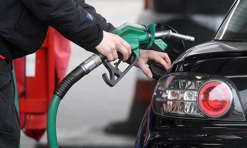 Fuel prices are finally starting to fall
