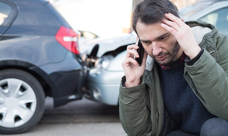 Do you know what to do if you've had a car accident?