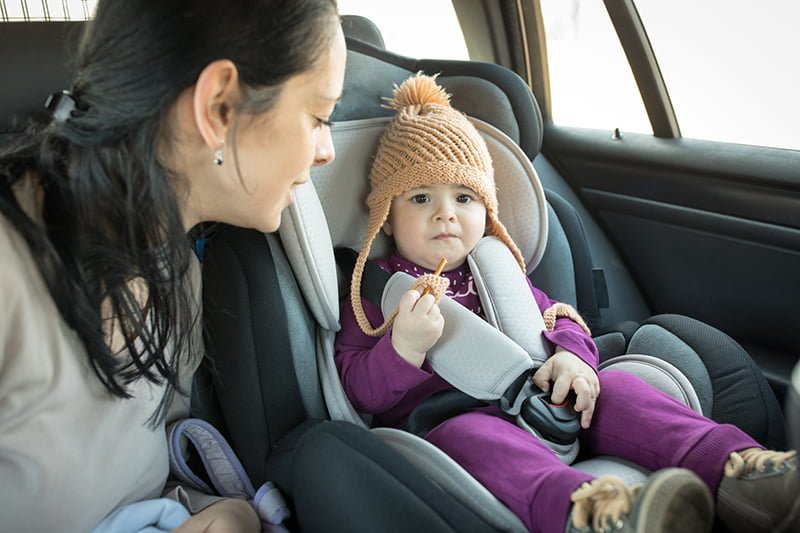 Make sure you're up to date with the latest rules and requirements for child car seats