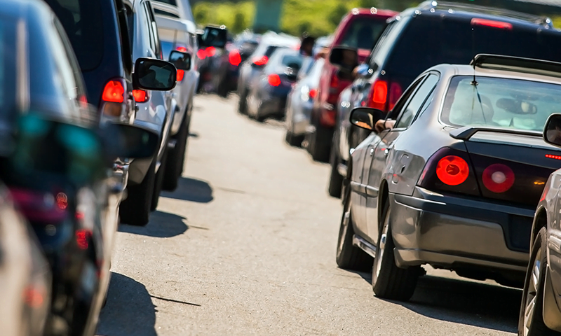 Check out our top tips for surviving Bank Holiday traffic