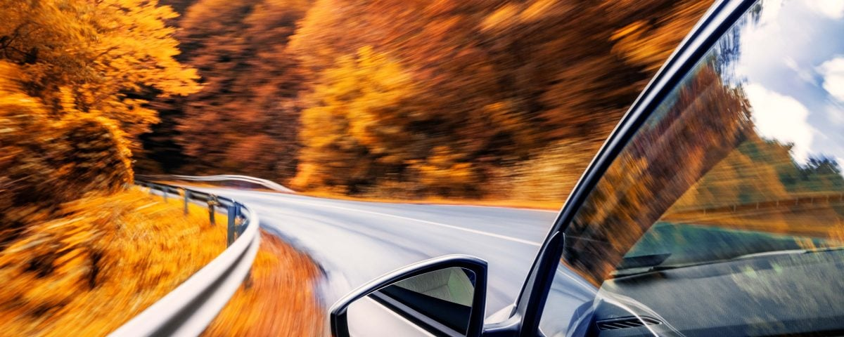 From leaf fall to wet roads and dazzling sunshine, autumn poses all sorts of challenges for drivers.