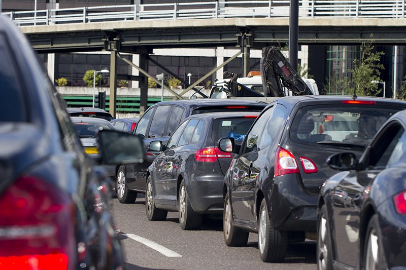 1 in 4 cars on the UK's roads are black