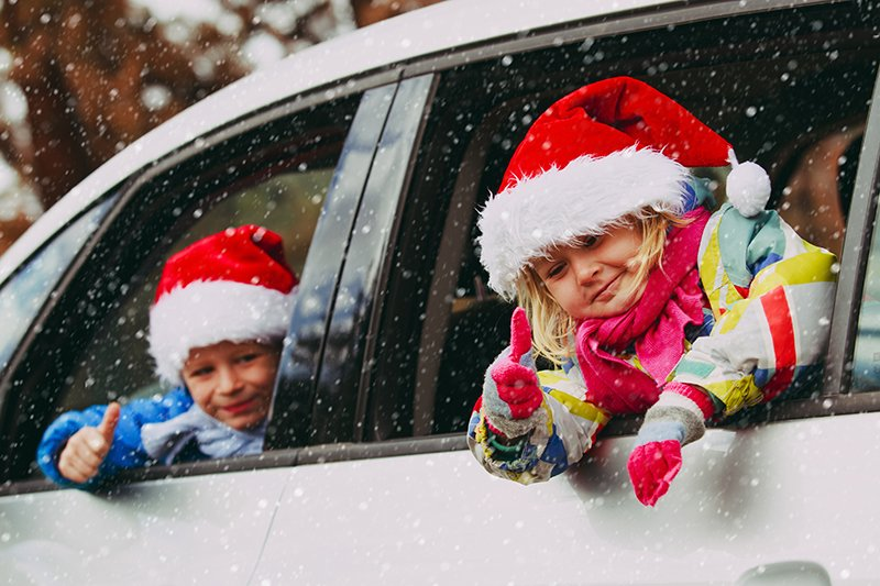 Driving home for Christmas can be stressful, but with our top tips it doesn't need to be.