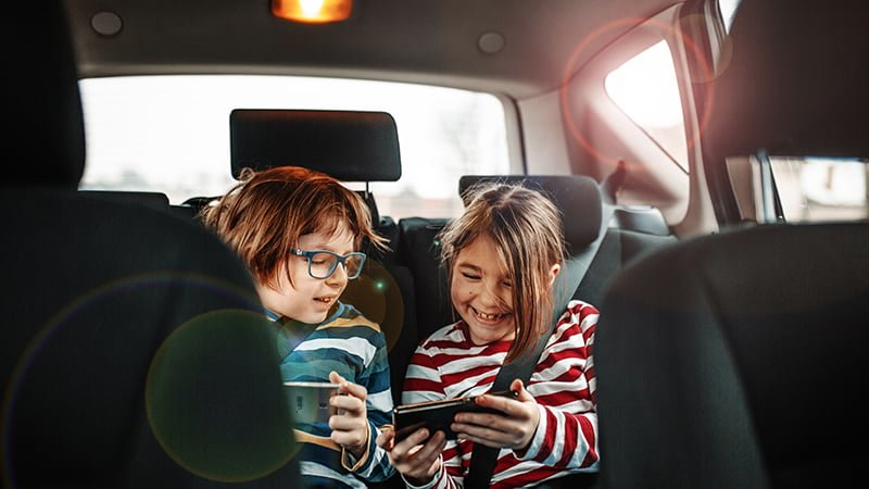 Travelling with kids can be stressful, check out our top tips to creating a stress-free journey