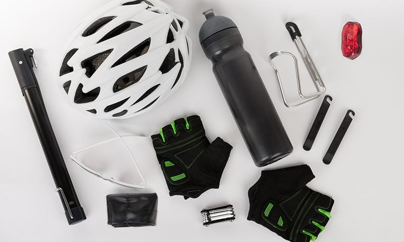 Bike accessories can help improve safety on the roads