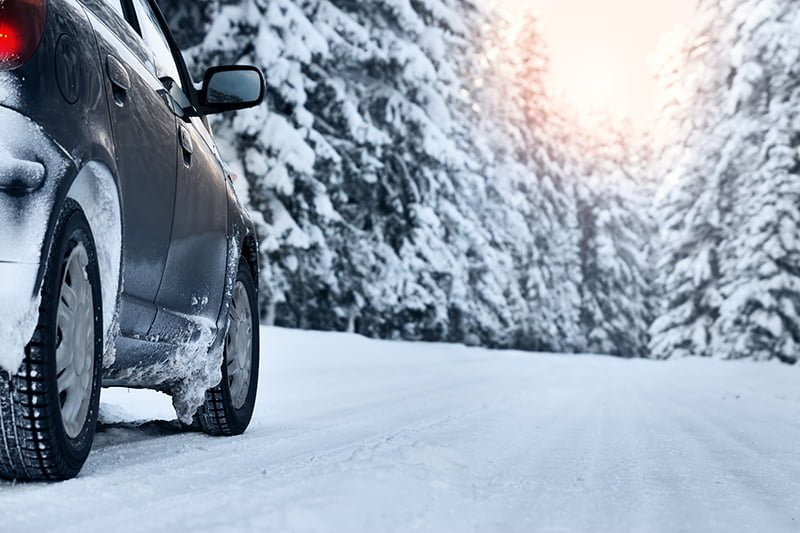 Check out our driving in winter guide for tips on how to be safe on the roads this winter