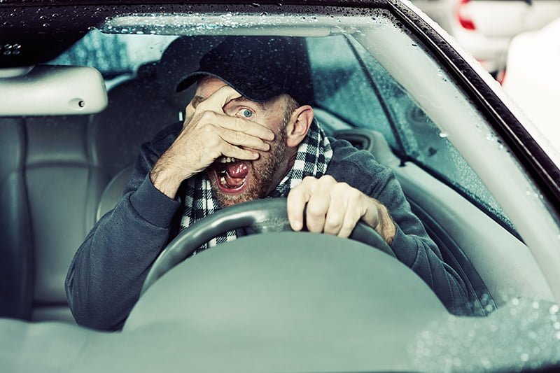 Check out these bizarre driving incidents from around the world
