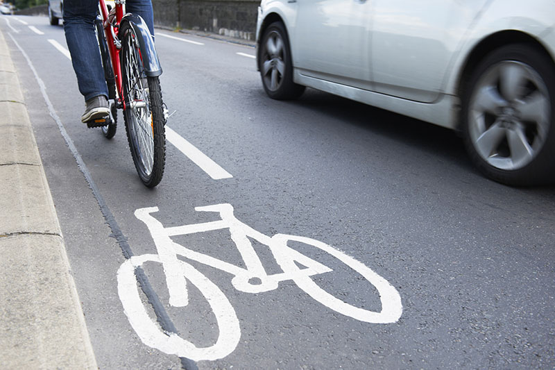 motorists face being hit with a fine of up to £100 and three penalty points on their licence if they don't leave enough space for cyclists