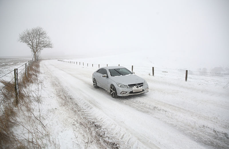With the winter weather set to stay, could you be at risk of invalidating your car insurance?