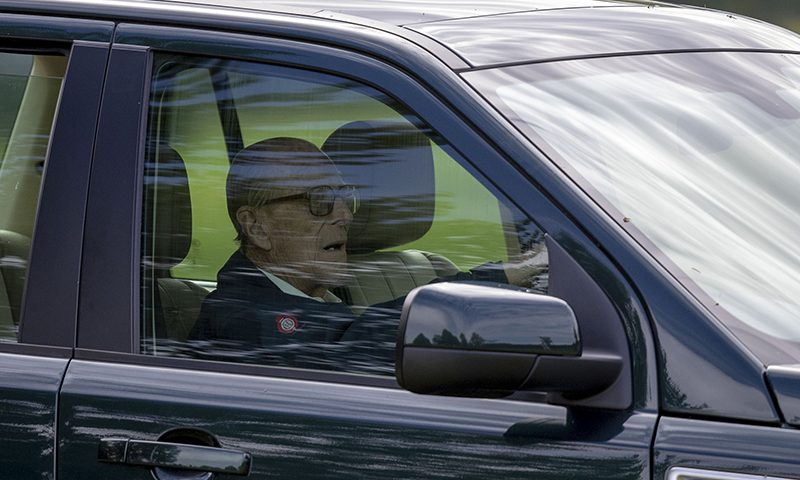 The Duke of Edinburgh who has voluntarily surrendered his driving licence, Buckingham Palace has announced.